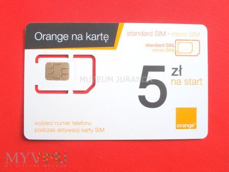 Orange na kartę (1)