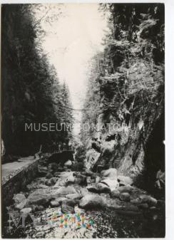 Karkonosze - Wąwóz Kamieńczyka 1968