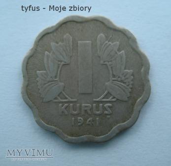 1 KURUŞ - Turcja (1941)