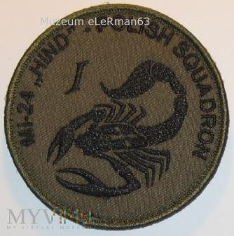 1. Eskadra Śmigłowców Szturmowych 49 BL. Pruszcz