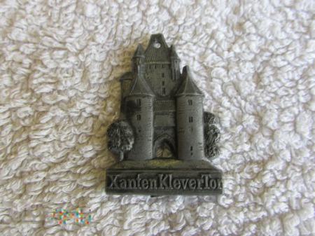 Zabytkowe bramy-Kwhw Xanten Klever Tor