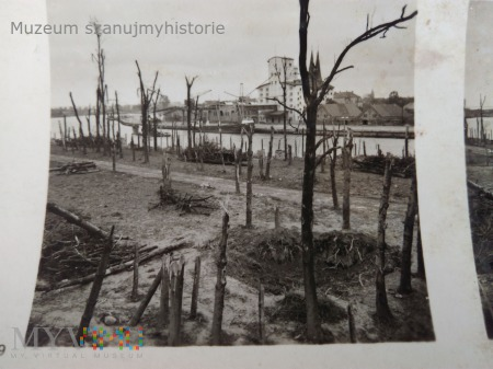 Westerplatte po walkach 1939
