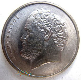 10 drachm 1978 r. Grecja