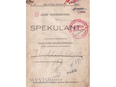 Książka z ok.1930