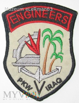 Kompania Inżynieryjna Irak zmiana V