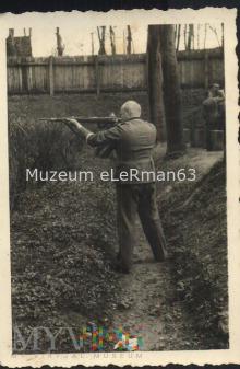 WH na strzelnicy w Przemyślu. Foto - chem Anstalt