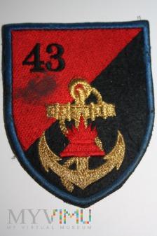 Duże zdjęcie 43 batalion saperów FOW- ROZEWIE
