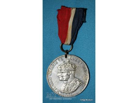 Koronacja Króla Wielkiej Brytanii Jerzego VI ...