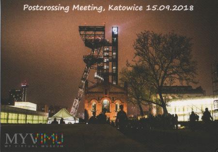 Postcrossing Meeting Katowice, 15.09.18