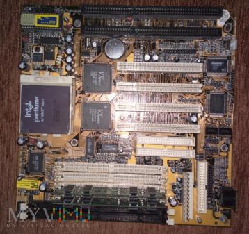 Płyta główna z procesorem INTEL pentium w/MMX