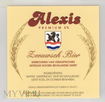 Halve Maan, Alexis
