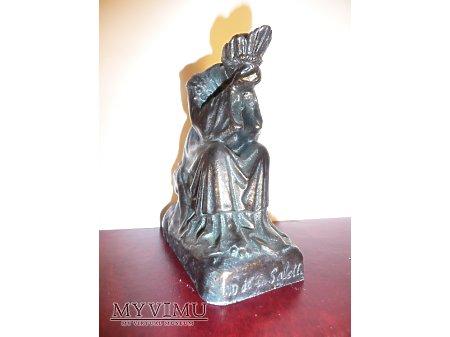 Duże zdjęcie Płacząca Matka Boska z La Salette