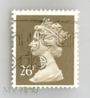 Elżbieta II, GB 1286C