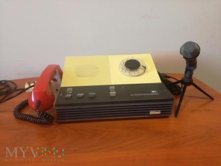 aparat telefoniczny jednonumerowy