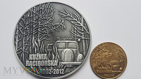 XX Rocznica Pożaru w Kuźni Raciborskiej miniatura