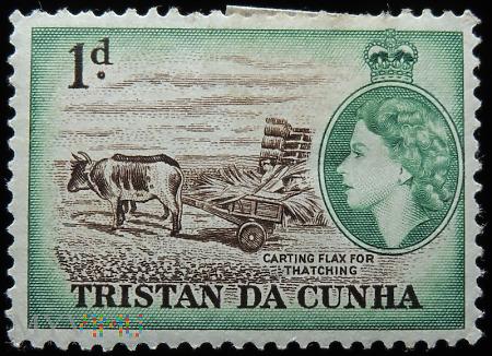 Wyspy Tristan da Cunha 1d Elżbieta II