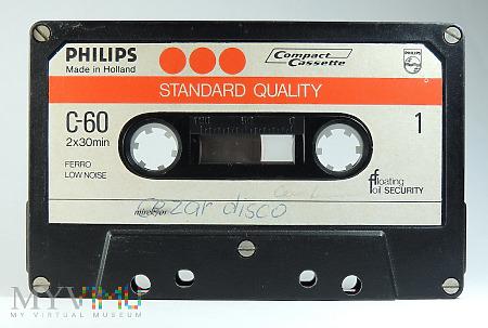 PHILIPS C-60 kaseta magnetofonowa