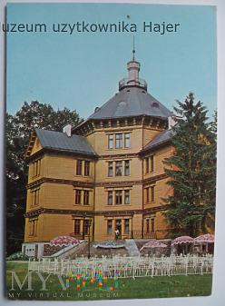 ANTONIN Pałac Myśliwski wzniesiony w latach 1821