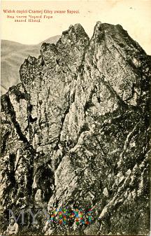 Czarnohora - Szpycia1864m