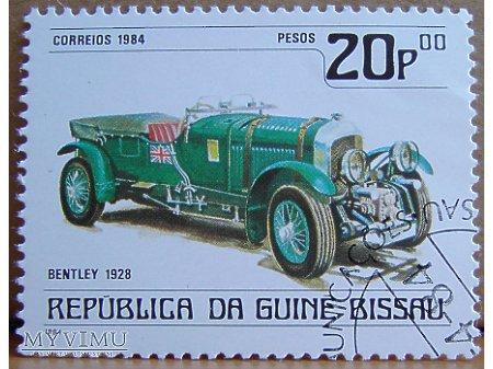 Bentley 1928 znaczek