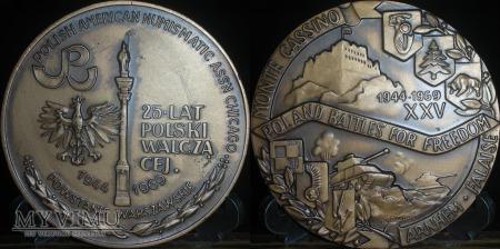 073. 25 rocznica Powstania Warszawskiego