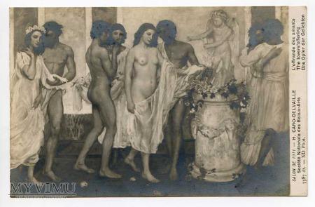 H. Caro Delvaille - L'offrande des amants