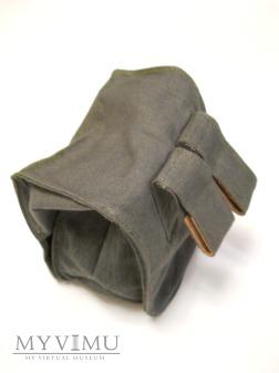 Pokrowiec na zapasowy filtr i maskę oszcędnościową