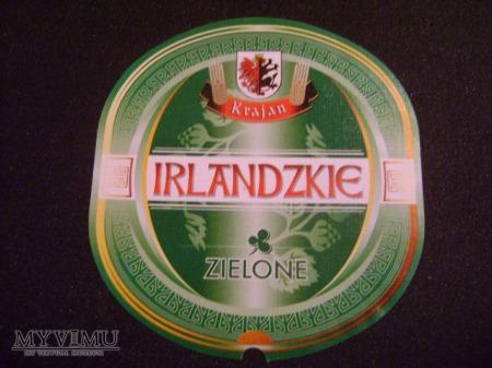Irlandzkie Zielone