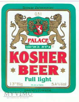kosher beer