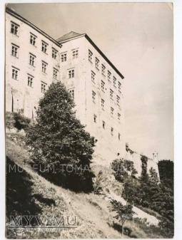 Duże zdjęcie Pieskowa Skała od południa - ok. 1962 r.