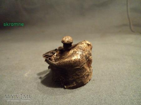 osłonka zawleczki granatu trzonkowego-destrukt