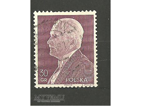 Ignacy Mościcki.