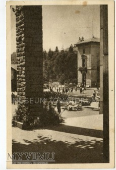 Krynica - Dom Zdrojowy - 1951