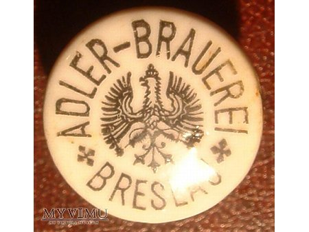 Adler Brauerei -Breslau