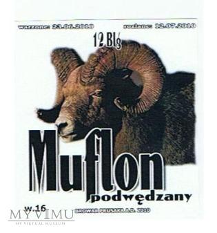 muflon podwędzany