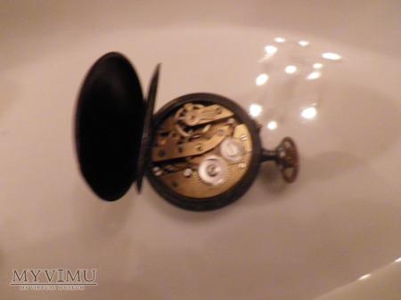 herb Półkozic- zegarek