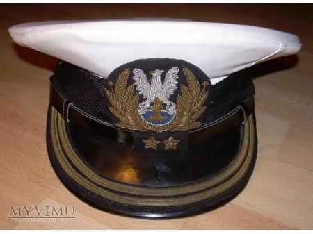 Czapka komandora porucznika MW (lata 70-te)
