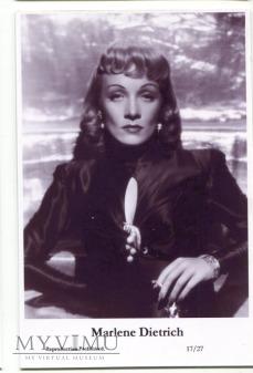 Marlene Dietrich Swiftsure Postcards 17/27