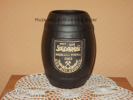 2002 KWK Bielszowice Biesiada - czarny