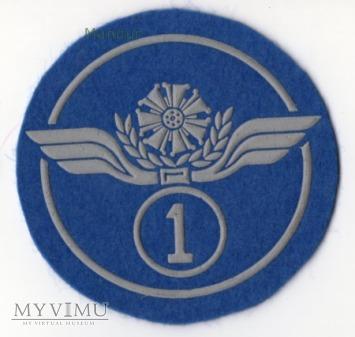 Oznaka specjalisty - mechanik lotniczy 1kl