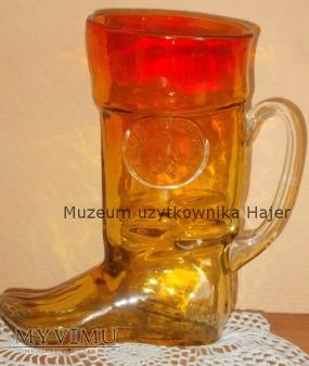 Kufel but KWK Zabrze-Bielszowice miodowy