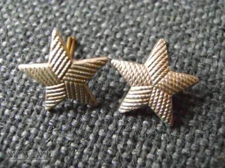 gwiazdki z pagonu