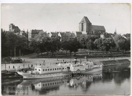 W-wa - Wisła - statek - 1966