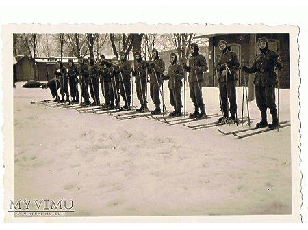 Ciekawe zdjęcie żołnierzy niemieckich - Krotoszyn