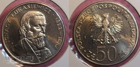 1983, 50 zł