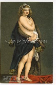 Rubens - Helene Fourment - Akt
