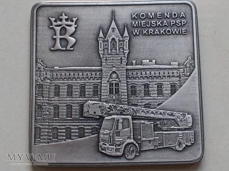 140 lecie Krakowskiej Straży Pożarnej