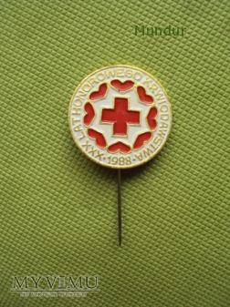 Odznaka XXX Lat Honorowego krwiodawstwa