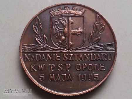 Nadanie Sztandaru KW PSP Opole