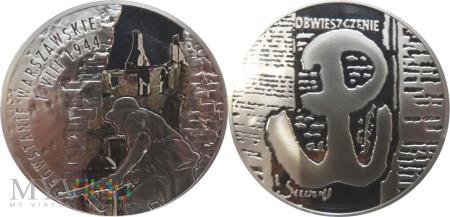 Duże zdjęcie 208. 70 rocznica Wybuchu Powstania Warszawskiego
